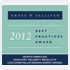 Frost & Sullivan - 2012 Best Practices Award