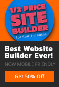 Half Price InstantPro Website Builder