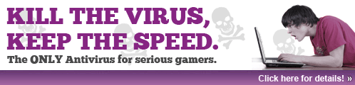 fast antivirus for gamers