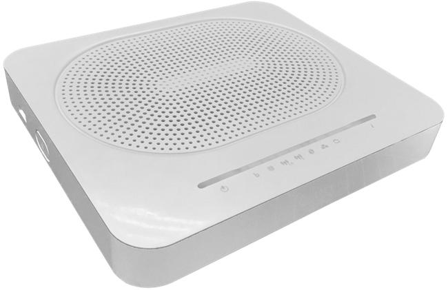 Technicolor TG589VAC V2 DUAL BAND Wireless AC VDSL Router + VDSL Filter