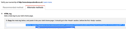 Copy HTML Tag