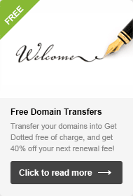 Free Domain Name Transfers