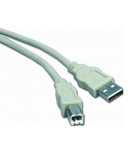 USB Lead - A to B - 1.8 Metres