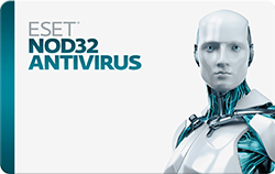 ESET NOD32 Anti-virus (Windows PC - 2 Computers / 1 Year)