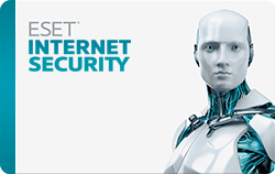 ESET Internet Security - 4 Computers / 1 Year