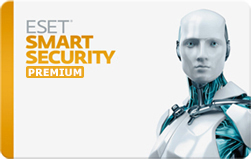 Eset Smart Security Premium - 4 Computers / 3 Years