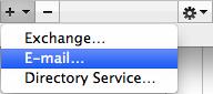 Mac Outlook Account Type