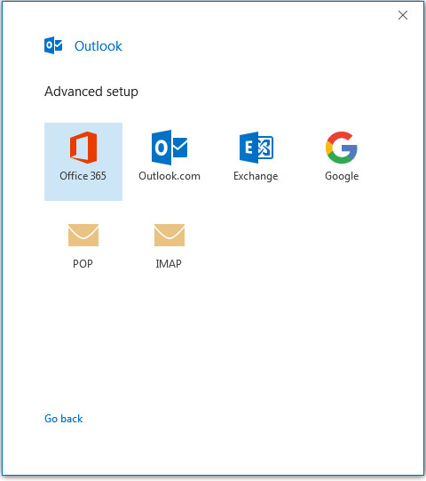 Setting up Freeola E-mail in Outlook 2016