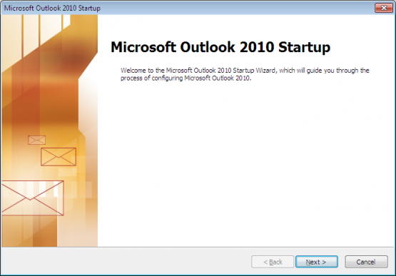 Microsoft Office Outlook 2010 Welcome to Outlook 2010
