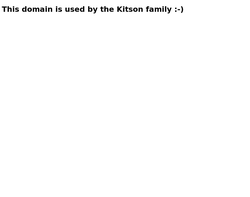 Screenshot of the e-Kit homepage